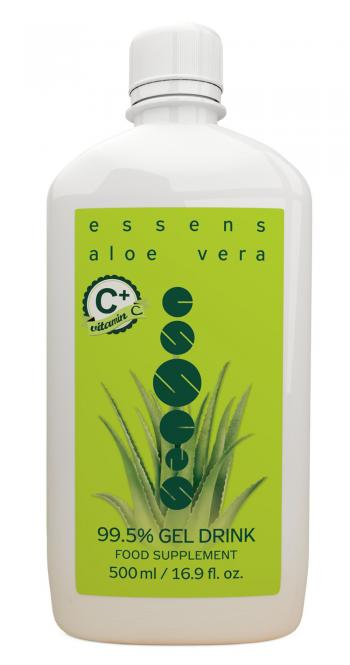 Aloe vera Essens 99,5% gel drink - vitamin C